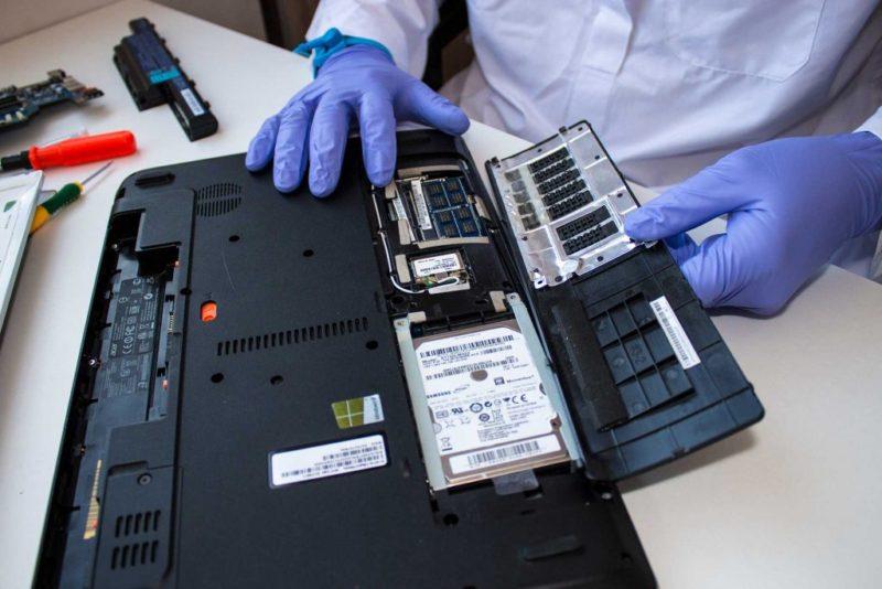 conserto monitor integrado all in one